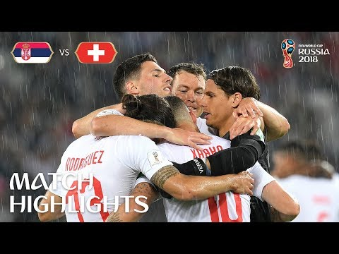 Download Video Serbia V Switzerland - 2018 FIFA World Cup Russia™ - Match 26
