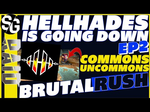RAID SHADOW LEGENDS | BRUTALRUSH EP2 HELLHADES IS ALL IN!