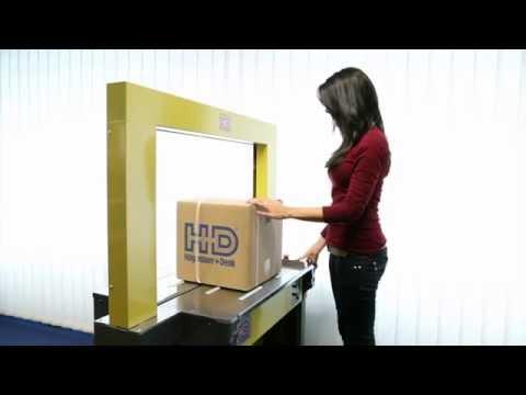 HDS-6 Automatische Umreifungsmaschine