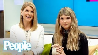 Lori Loughlin Daughter Says Mom Is Embarrassing To Be Out In Public With | People NOW | People