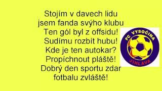 Jaromír Nohavica Fotbal Text