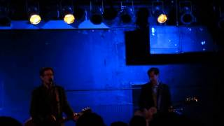 The Mountain Goats - Ripple (cover) - live - Houston, TX
