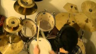 Red - Take Me Over - drum cover by Adam Rhodes