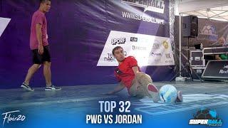 Jordan v PWG - Top 32 | Super Ball 2017