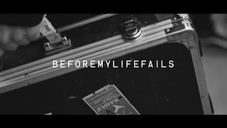 "BEFORE MY LIFE FAILS - VIDEOLOG ""ANIMUS TOUR 2016"" Part.1"