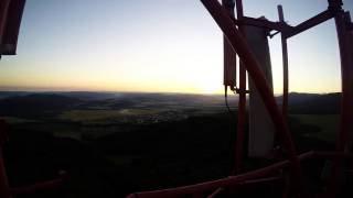 Tower climbing - Sunrise KnC