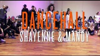 Orokana Friends Workshops | Shayenne & Mandy Collabo | Dancehall