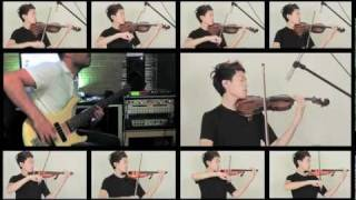 Game of Thrones VIOLIN+ROCK COVER Jason Yang+Roger Lima Mashup BEST VERSION EVER
