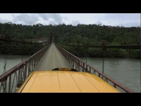 Ecuad'Or trailer Ecuador Vladimir Draghia