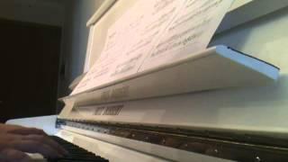 A Bela e a Fera - Beauty and the Beast - Piano