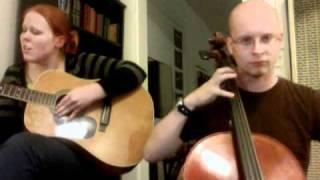 Kids With Guns - Gorillaz  cover (cello/guitar)