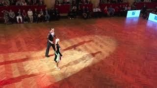 Gabriele Goffredo & Anna Matus, Final sólo Jive, WDSF World Open Prague 2017