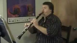 Beethoven Symphony No. 6, second movement clarinet solo
