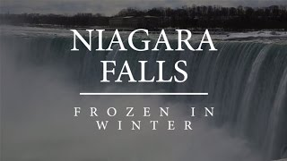Niagara Falls: Frozen