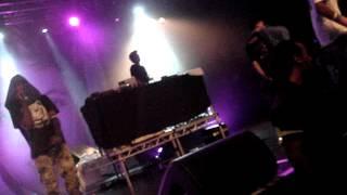 Hodgy Beats & Tyler, The Creator - NY   LIVE   OFWGKTA TOUR   2012  