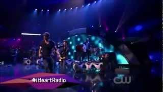 Enrique Iglesias - FINALLY FOUND YOU [Live] @ iHeartRadio 2012