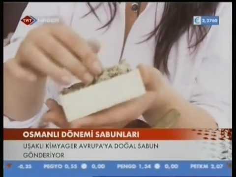 Trt Haber Osmanlı sabunları