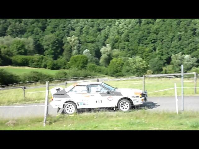 Audi Quattro A1 Adam Marsden 2nd Round