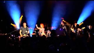 """Paramore: """"Crush, Crush, Crush"""" (Live 09/2009, München)"""