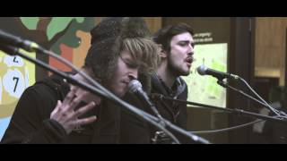 Kodaline -- Perfect World live@Central Station Brussels