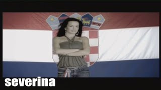 SEVERINA - HRVATICA (OFFICIAL VIDEO) (SEVERGREEN 2004.)
