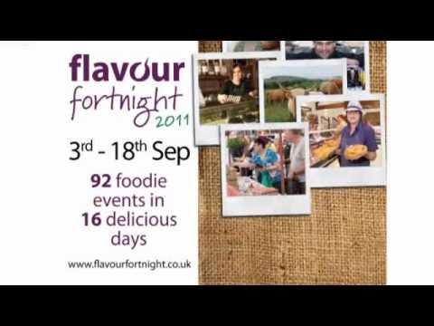 Flavour Fortnight 2011 TV ad