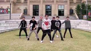 BTS   War of Hormone   I Need You   Dance Practice Mirrored