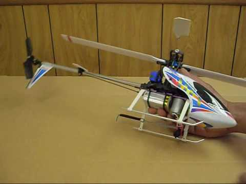 Exceed RC Eagle 50 6-Channel RC Helicopter Beginners Guide