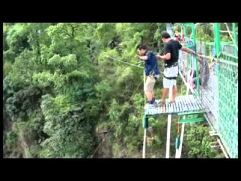 Ashock's Bungy Experience.