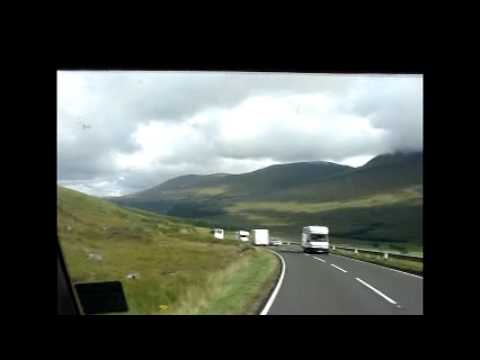 The Highlands Pt 2 – Scotland
