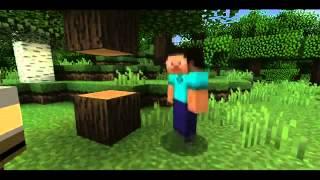 Minecraft Новички часть 1