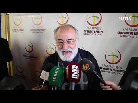 Video : Fraternité, rencontre et dialogue, mots d'ordre de la visite du Pape François au Maroc