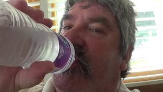 ASMR Drinking Bottle Water (No Talking)