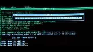 Trinity uses nmap in The Matrix Reloaded