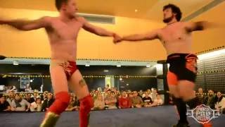 Highlights de SPANISH PRO WRESTLING: Revancha del 8 de mayo de 2016