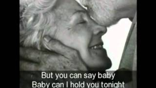Baby can I hold you - Ronan Keating with Lyrics