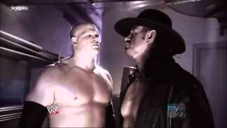 WWE Night Of Champions 2010 - The Undertaker Vs Kane Official Promo HD
