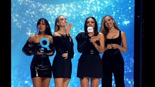'Woman Like Me' by Little Mix Wins best song | Global Awards 2019