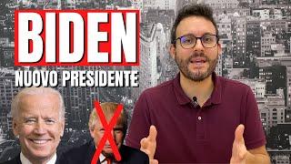 Joe Biden è il nuovo Presidente USA: come fare per guadagnarci?