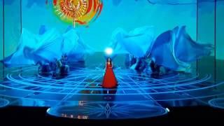 Oscars 2017 - Moana Piano