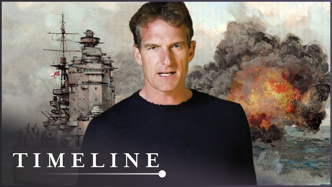 The Legendary Mission To Sink The Bismarck | History Hit | Timeline