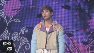 130220 SHINee Comeback show - 방백(aside)
