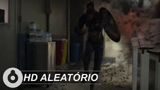 Capitão América: Guerra Civil | Featurette - História (2016) Legendado HD