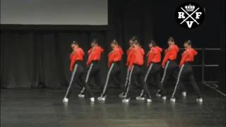 Sorority dance crew 2016