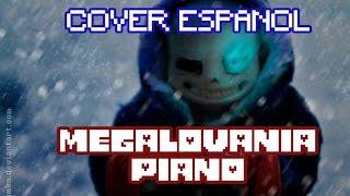 Megalovania Piano Vocal Cover Español - Kira0Loka