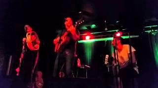 Matt Wells feat. Séan McCann and Michael Rowe - Train Tunnel Love - November 12, 2015 - Edmonton, AB