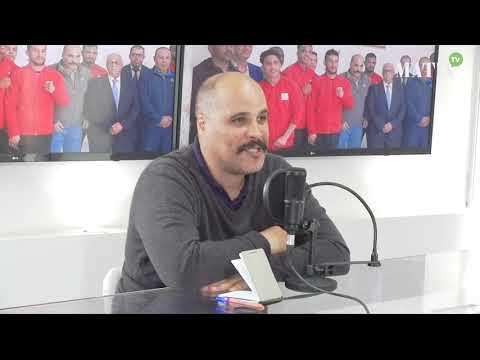 Video : Offside : Entretien avec Mounir Barbouchi