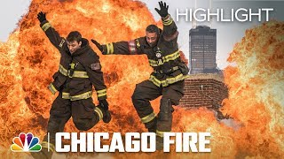 Chicago Fire - Share the Moment: This Is Crazy (Episode Highlight)
