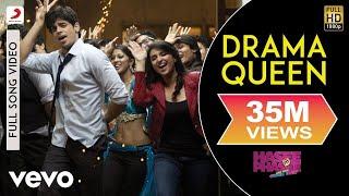 Drama Queen Video - Parineeti, Sidharth | Hasee Toh Phasee