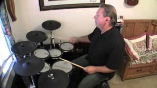 Game of Love - Wayne Fontana & The Mindbenders (Drum Cover)  British Invasion series no.4